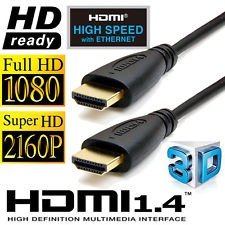 cable hdmi 3 metros full hd 1.4 datos audio video 3d ulink