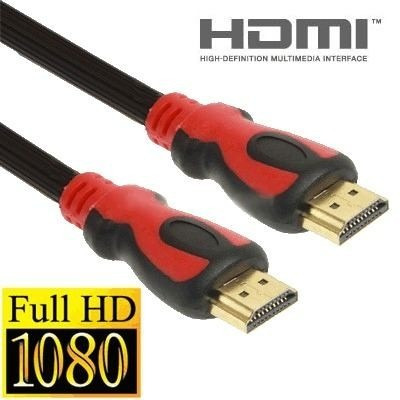 cable hdmi 5 metros full hd 1080p ps3 xbox 360 laptop pc