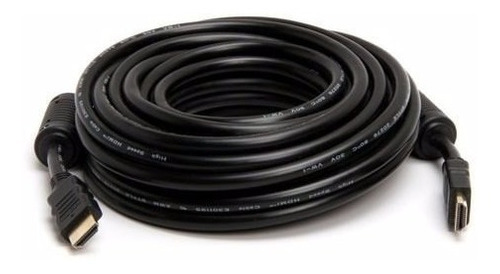 cable hdmi a hdmi 10 mts 1.4v 2 filtros full hd kolke ramos
