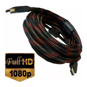 Cable Hdmi A Hdmi 20 Metros 1080p Pc Hdtv Ps3 Ps4 Xbox One