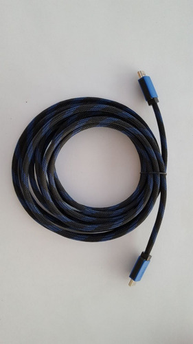 cable hdmi a hdmi 5 metros 1080p pc hdtv ps3 proyector