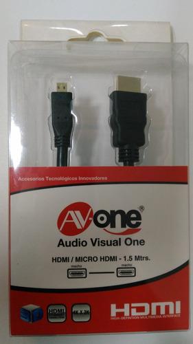 cable hdmi a micro hdmi