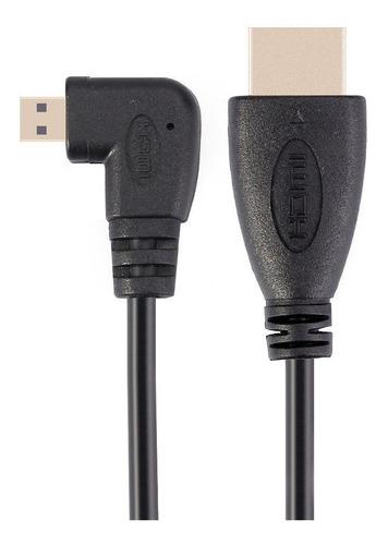 cable hdmi a micro hdmi corto, cable hdmi ronin, hdmi micro