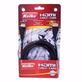 cable hdmi a mini hdmi 1.8m v1.3 conectores de oro