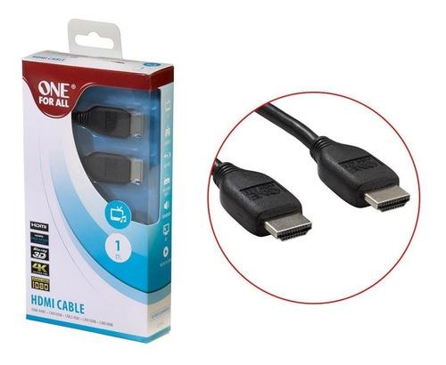 cable hdmi a mini hdmi de 1m - one for all