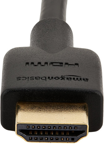 cable hdmi amazonbasics high-speed 2 metros
