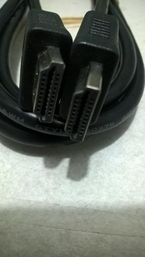 cable hdmi excelente calidad nuevo foto real