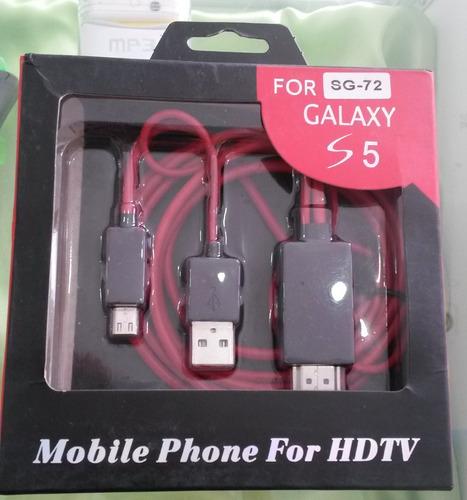 cable hdmi galaxy