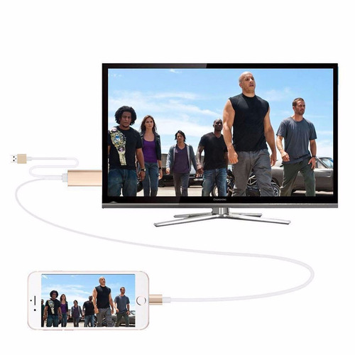 cable hdmi lightning iphone 5/5s, 6/6s, 6plus a5-03 original