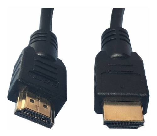 cable hdmi macho a macho artekit 3 metros v1.4 full hd 3d