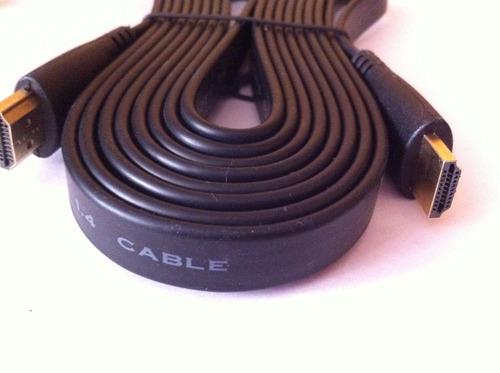 cable hdmi plano 3metros
