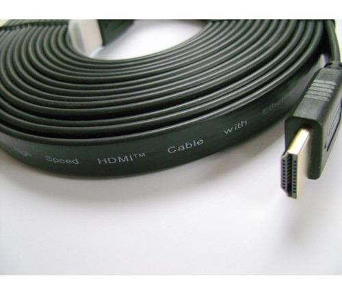 cable hdmi plano 5 mtrs 1,4v