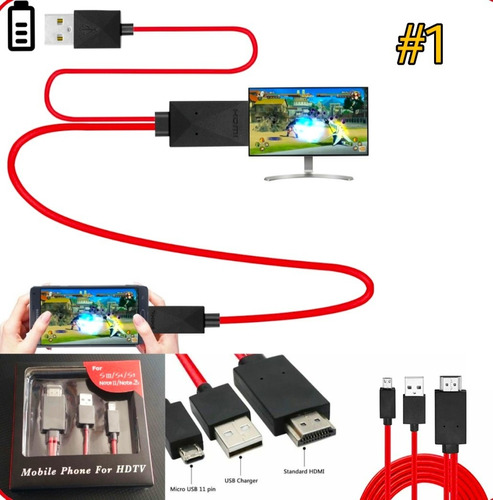 cable hdmi samsung s3/s4/s5/note 3