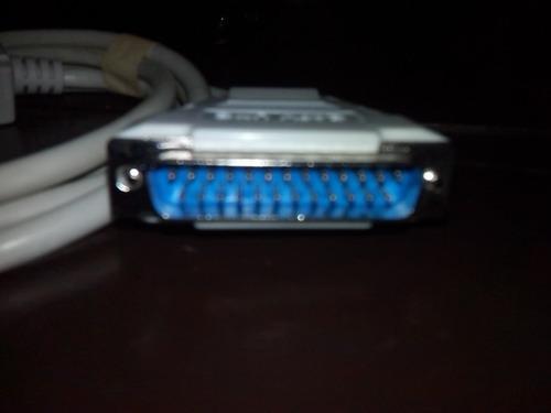 cable impresora de puntos