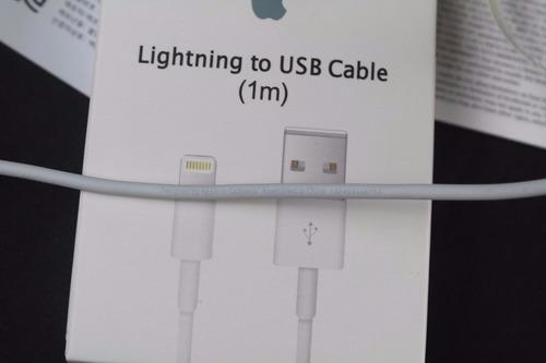 cable iphone 5 5s 6 6s 6 plus 6s plus 7 usb 1m origina apple