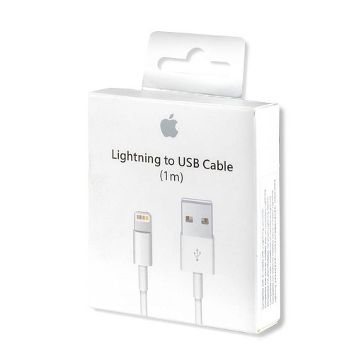 cable iphone apple lightning 1 metro 100% original