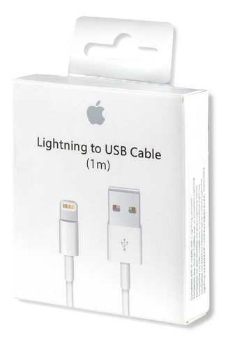 cable iphone lightning apple