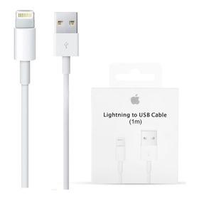 Cable iPhone Original 5 / 6 / 7 / 8 / X / Garantía 12 Meses