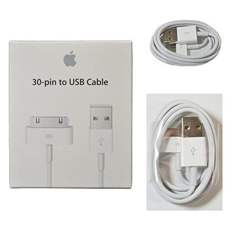 cable iphone4 - ipad 1-2-ipos 30 pines en caja