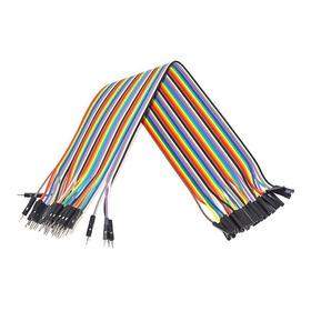Cable Jumpers Dupont   20cm 40pzas Para  Arduino