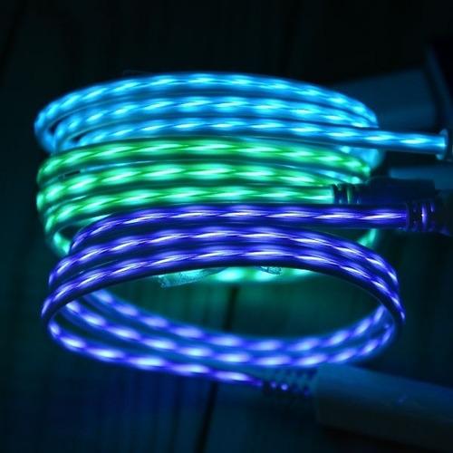 cable led de carga y datos para ipad
