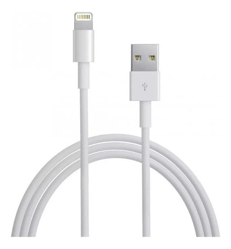cable lightning 100% original iphone 5, 6, 7, 8 x, xs, ipad