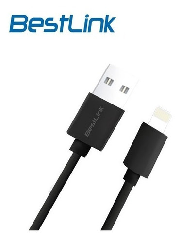cable lightning 2,4amp compatible iphone 5 / 6 / 7/ 8/ x