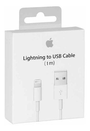cable lightning iphone original apple 1 metro - digitek