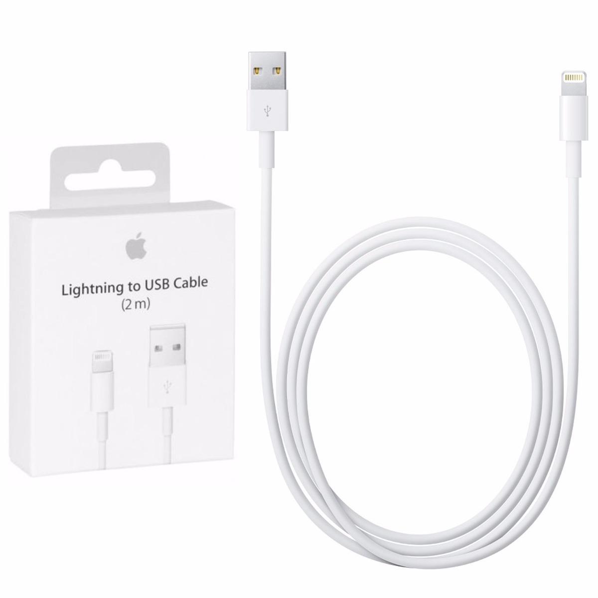 3c3a28e7d02 cable lightning original apple 1m iphone 5 5s 6 6s ipad. Cargando zoom.