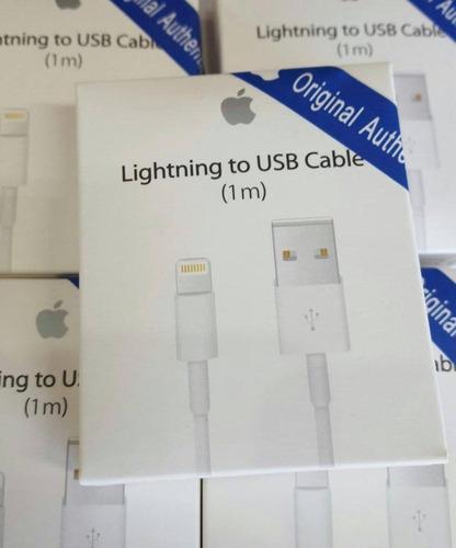 cable lightning original para iphone y ipad envio gratis