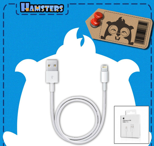 cable lightning usb para iphone
