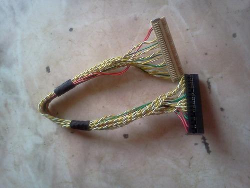 cable lvds interfaz interno monitor tipo lcd 15´´mod mg15vt