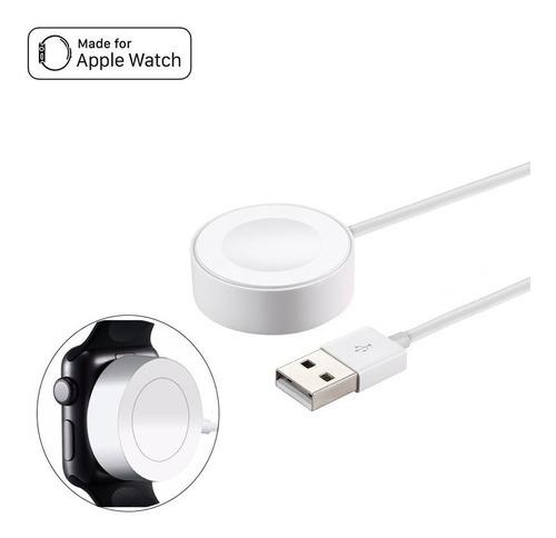 cable magnético cargador  para apple watch en caja sellada