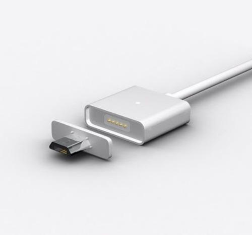 cable magnetico microusb para carga