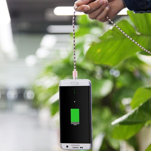 cable magnético sansung lg huawei micro usb  de carga rapida
