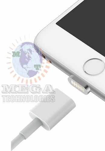 cable magnetico v8 samsung y varios android carga y datos