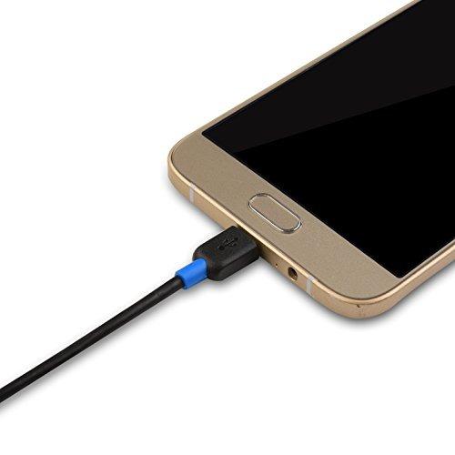 cable matters paquete de 2 usb a cable micro usb  micro usb