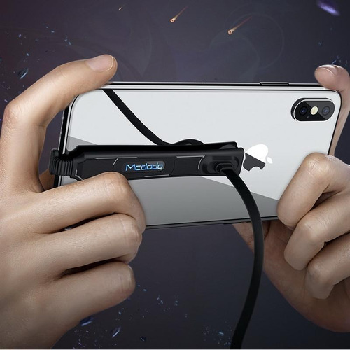 cable mcdodo usb a lightning (iphone) gamer 180°