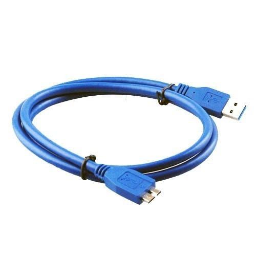 cable micro usb 3.0 tipo b a usb disco externo toshiba sony