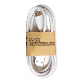 Cable Micro Usb Celular Cargador Samsung Htc. LG Redmi Blu
