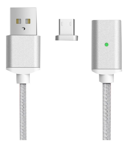 cable micro usb magnetico celulares tablet ps4  xbox one