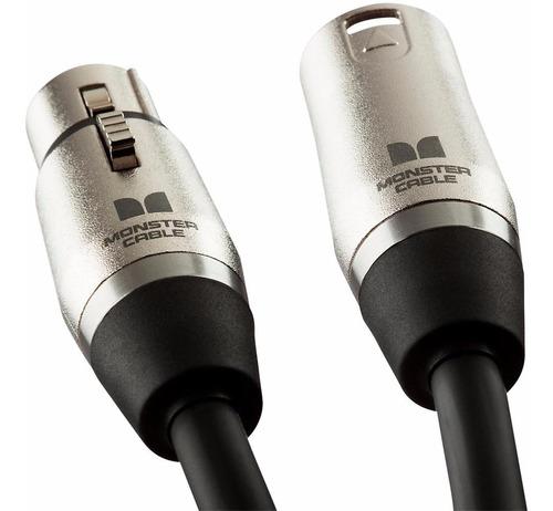 cable microfono monster performer 600 xlr - xlr