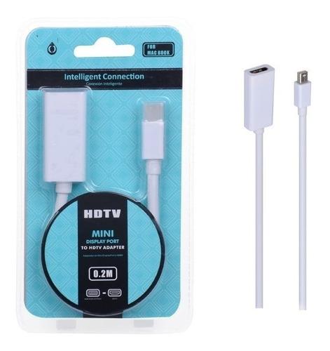 cable mini display port a hdmi m/f 0,2m one plus au204