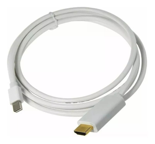 cable mini displayport a hdmi 1080p - factura a / b