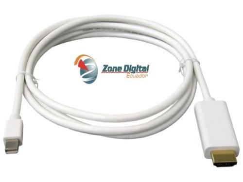 cable mini displayport a hdmi tv av hdmi macbook air 1.8m