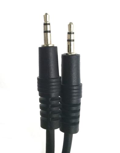 cable mini plug 3.5mm x3.5mm- 1.5 mts  19-01-1013