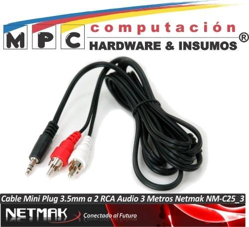 cable mini plug rca audio