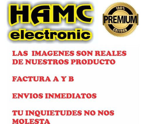 cable miniplug trs stereo plug ts mono verde fluo 1mts hamc