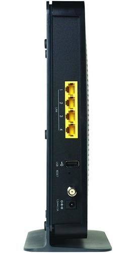 cable modem intercable docsis 3.0 netgear wifi 450mbps inter