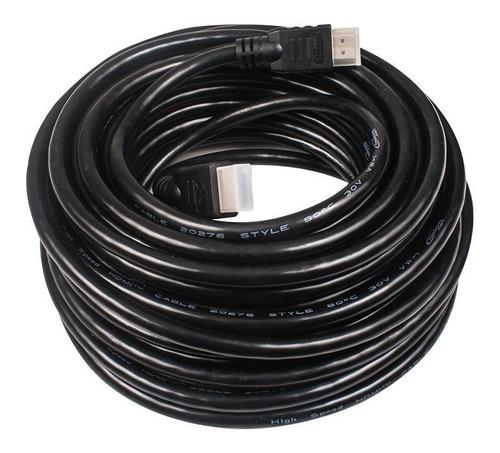 cable multimedia hdmi 1.4 full hd alta definicion 15 metros